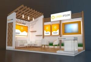 3D Stall Designs Mumbai