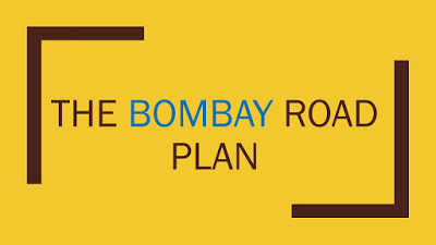 The Bombay Road Plan || Highway Engineering