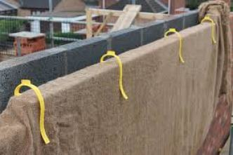 COVERING Method for Curing Of Concrete