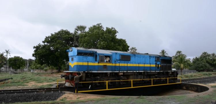 Railway Turntable
