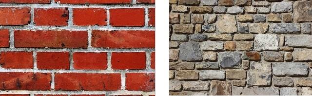 18 Comparison Between Stone Masonry and Brick Masonry