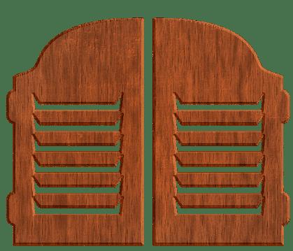Different Types Of Doors - #9.  Swing Doors