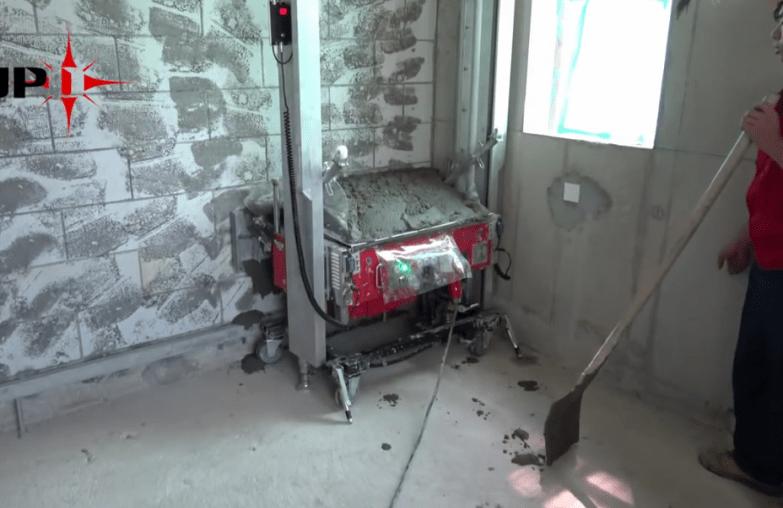 Tupo Automatic Plastering Machine