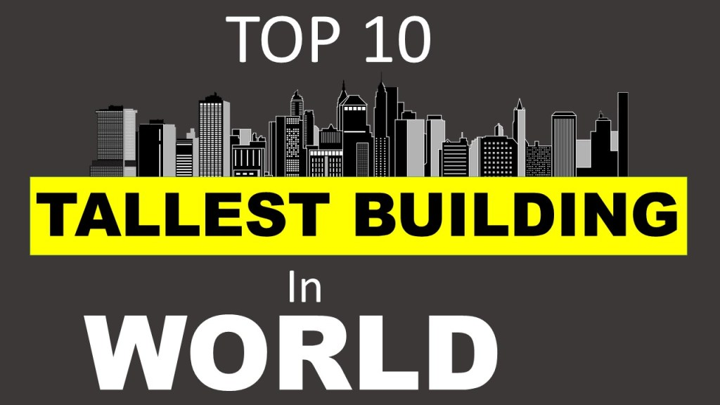 tallest building in the world by civil engineer and architect