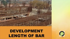 Development Length of Reinforcement Bar in Compression and Tension Member
