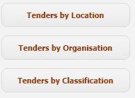 TENDER PROCESS STEPS ONLINE