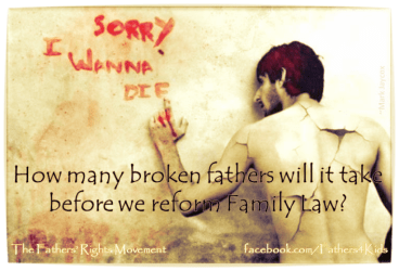 Broken Fathers - 2015