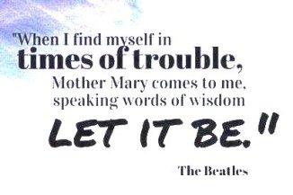 Let it be - 2015
