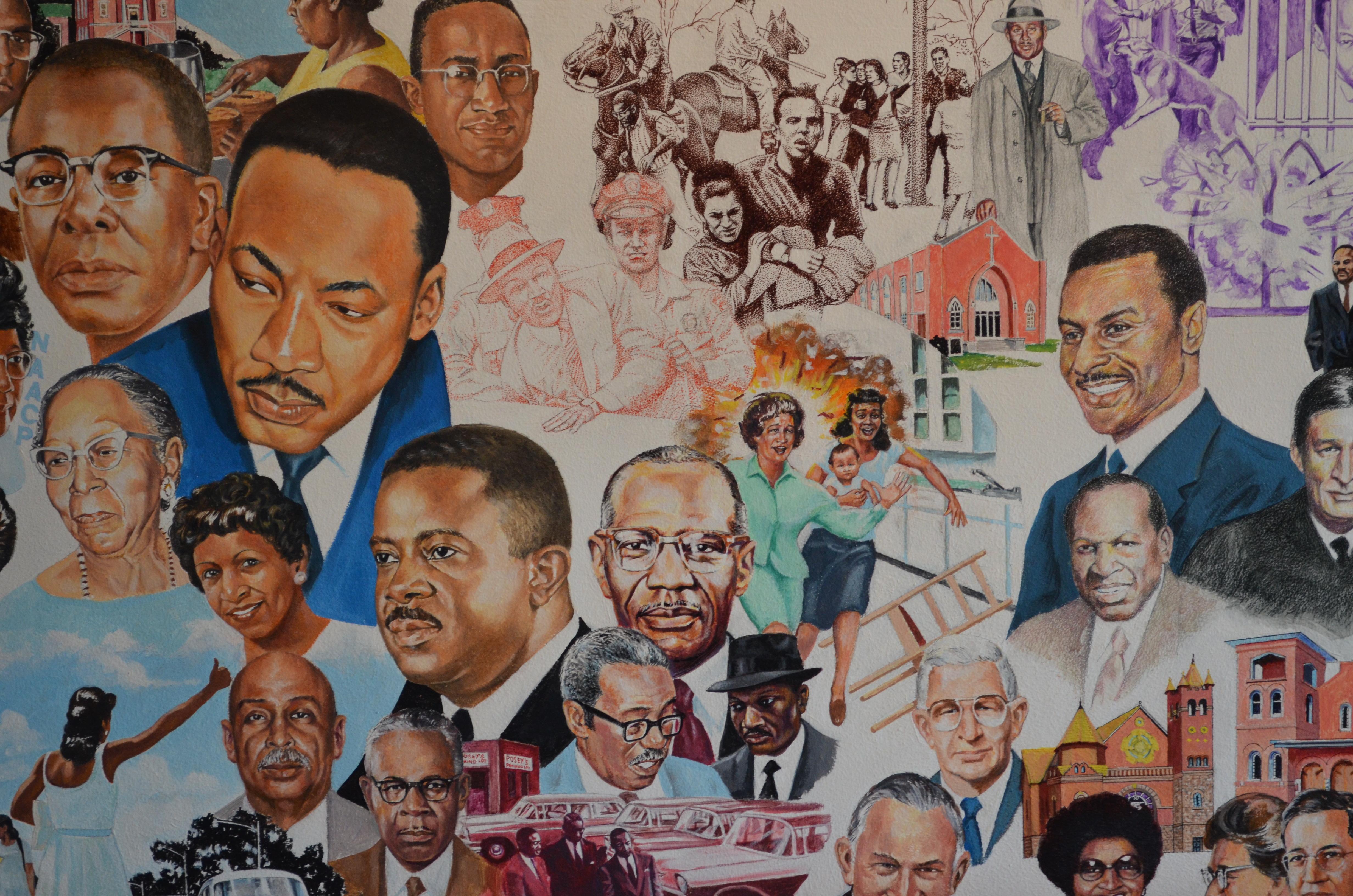 Civil Rights Road Trip
