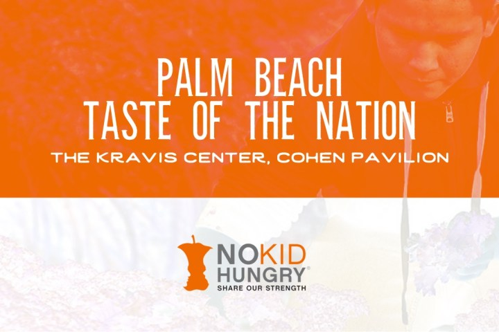 No Kid Goes Hungry – Taste of the Nation