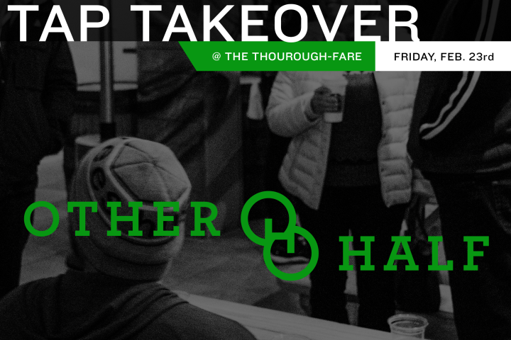 Other Half Tap Takeover