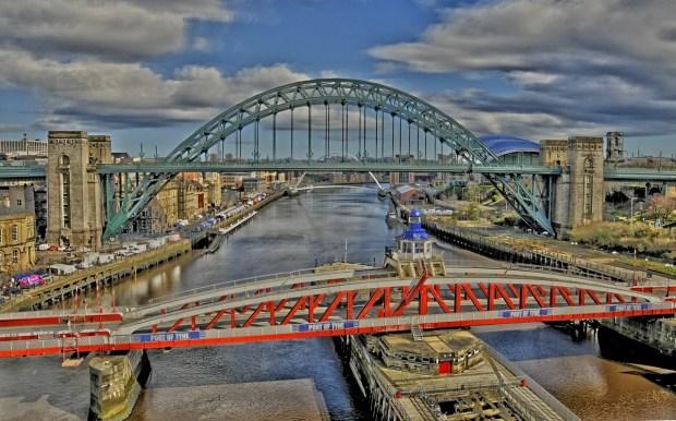 Newcastle centre