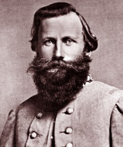 Confederate General Jeb Stuart | Image Credit: Flickr.com