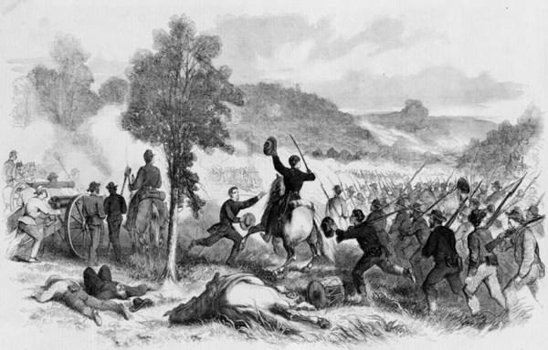 Battle of Wilson's Creek | Image Credit: Wikimedia.org