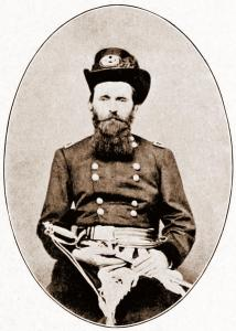 Brigadier General Ulysses S. Grant | Image Credit: Wikimedia.org