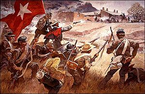 Battle of Glorieta | Image Credit: Wikipedia.org