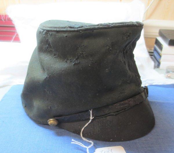 Old black cap