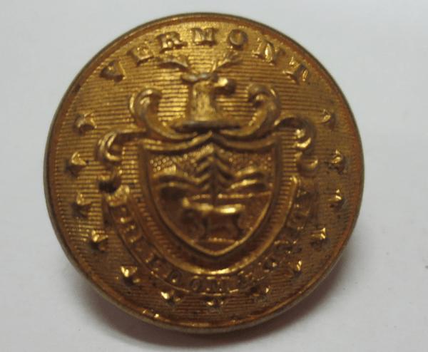 Vermont uniform button