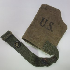 Brown cover for M1903 garand with strap