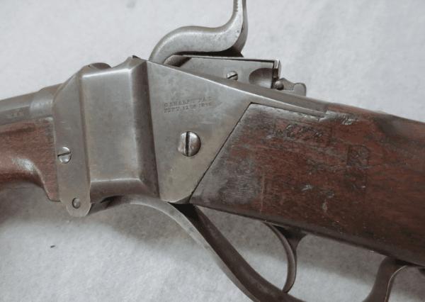Black Wooden Pistol