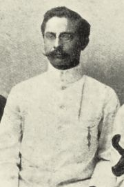 Douwes Dekker (Dr. Ernest Douwes Dekker, Danudirja Setiabudi, Setyabudi)