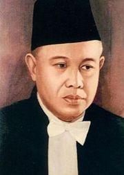 Kusumah Atmaja (Prof. Dr. R. Soelaiman Effendi Koesoemah Atmadja, SH.)
