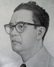 Suharso (Prof. Dr. R. Soeharso)