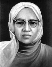 Rasuna Said (Hajjah Rangkayo Rasuna Said)