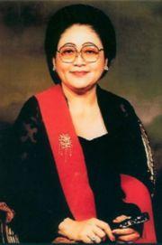 Tien Suharto (Ny. Hj. Raden Ayu Fatimah Siti Hartinah Soeharto)