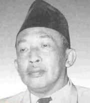 Iwa Kusumasumantri (Prof. Mr. Iwa Koesoema Soemantri)