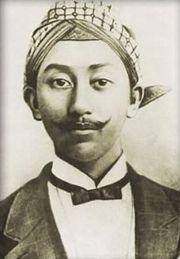 Tirto Adi Suryo (Raden Mas Djokomono Tirto Adhi Soerjo, TAS)