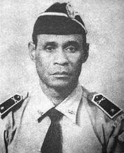 J.A. Dimara (Mayor TNI Johannes Abraham Dimara)