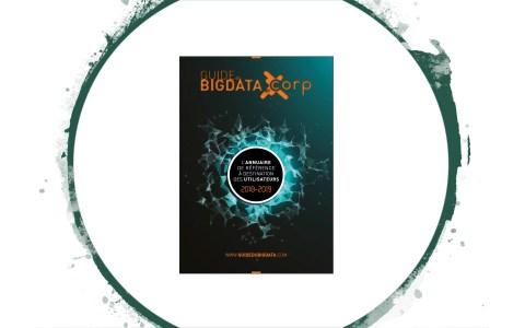 Couverture Guide bigdata 2019