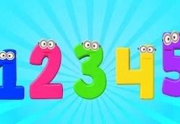 Bebek Şarkıları – Sayılar ve Rakamlar Parmak Ailesi