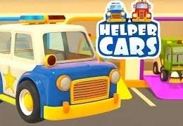 Eğitici çizgi film – Acil durum Araçları – Oyuncak Araba Yarışı
