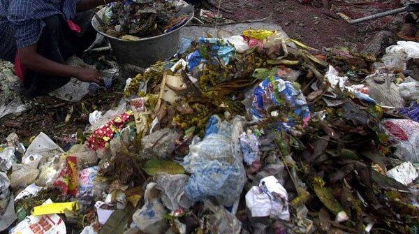 sampah pemulung