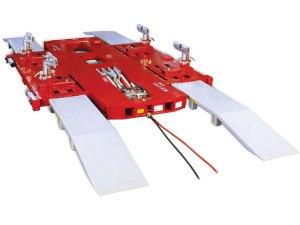 ez liner express - abaisse avec rampes - cj-equipement