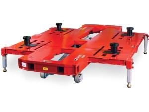ez liner express - jambes de soutien - cj-equipement