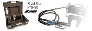 Rivet Gun PNP90 - Soudure - CJ Equipements