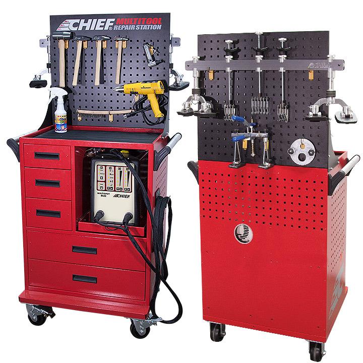 Station de réparation Pro Aluminium - Soudure - CJ Equipements