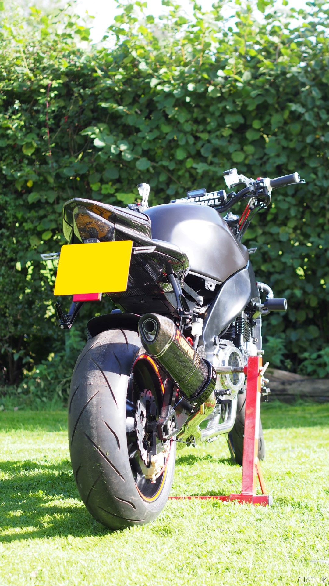 RF900 rear