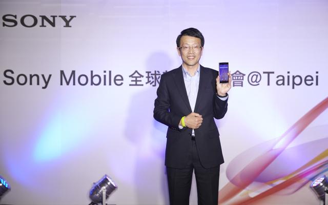 圖2_Sony Mobile總經理林志遠先生表示,2014年將會是轉變的一年,Sony Mobile必將加速創新、大放異彩!.jpg