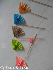 Color with origami