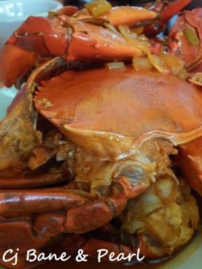 Seafood _ Sweet and Chili Crab