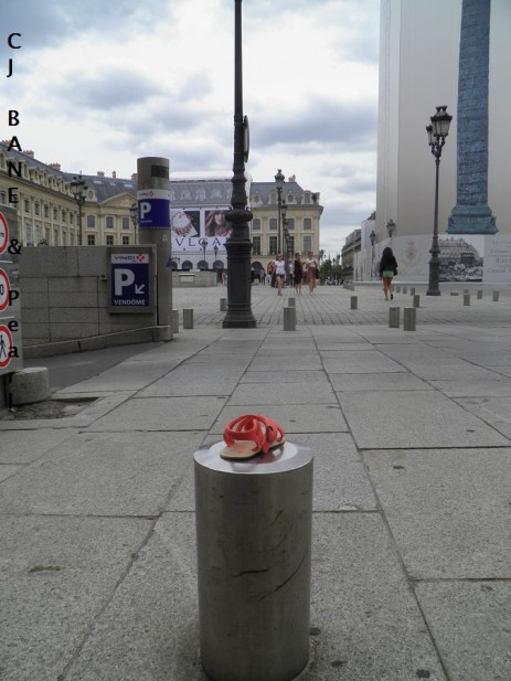Lil Cinderella in Paris