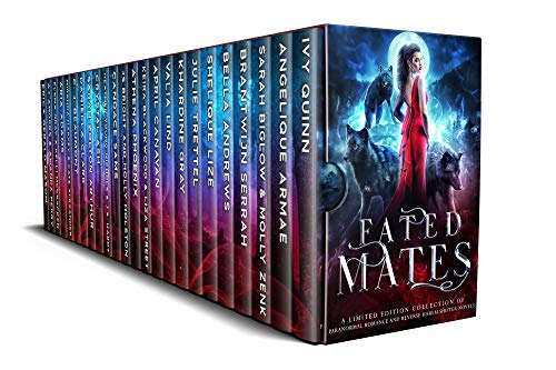 Fated Mates Preorder Available On Amazon!