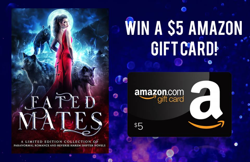 Win a $5 Amazon Gift Card Courtesy of the Fated Mates Authors