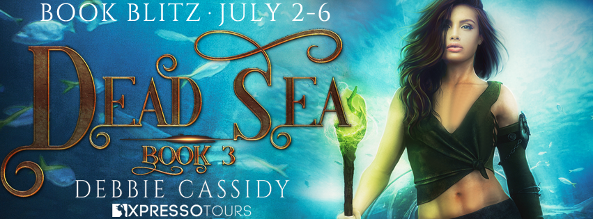 Dead Sea Book Blitz