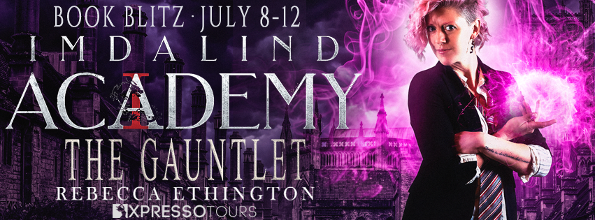 The Gauntlet Book Blitz