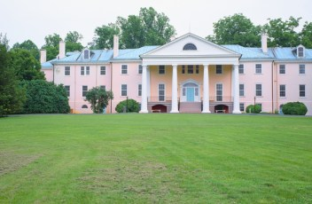 Historic home of James Madison, Montpelier, Virginia